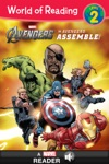 World Of Reading  The Avengers Assemble