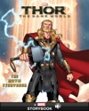 Thor The Dark World Movie Storybook