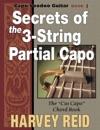 Secrets Of The 3-String Partial Capo