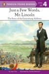 Just A Few Words Mr Lincoln