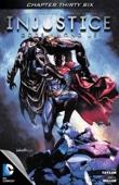 Injustice: Gods Among Us #36 - Tom Taylor & Mike S. Miller Cover Art