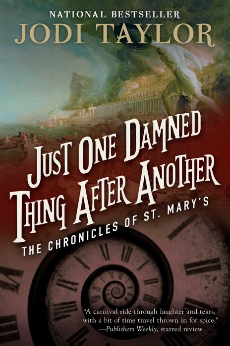 Just One Damned Thing After Another Jodi Taylor Book