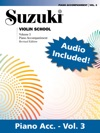 Suzuki Violin School - Volume 3 Revised