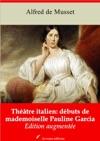 Thtre Italien Dbuts De Mademoiselle Pauline Garcia