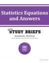 Statistics Equations And Answers