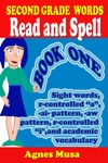 Second Grade Words Read And Spell Book One