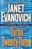 Turbo Twenty-Three - Janet Evanovich Cover Art