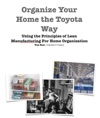 Organize Your Home The Toyota Way