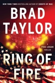 Brad Taylor - Ring of Fire  artwork