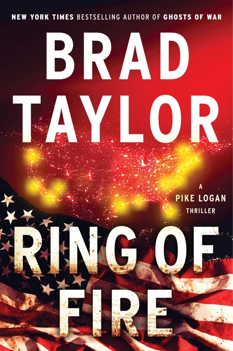 Ring of Fire Brad Taylor Book