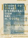 Rsum Du Voyage Dexploration De M Coste