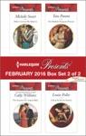Harlequin Presents February 2016 - Box Set 2 Of 2