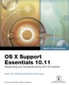 OS X Support Essentials 1011 - Apple Pro Training Series