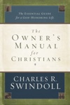 The Owners Manual For Christians