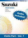 Suzuki Violin School - Volume 7 Revised