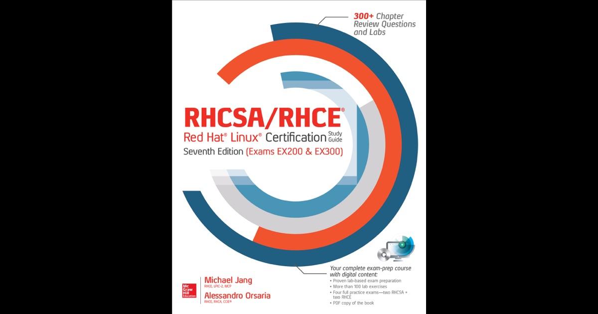 Rhcsa study guide rhel 7