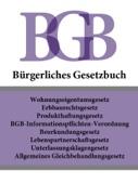 Bürgerliches Gesetzbuch - BGB 2016