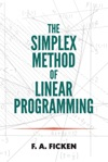 The Simplex Method Of Linear Programming