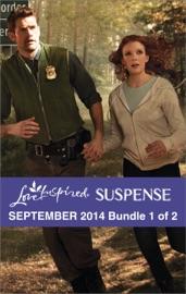 LOVE INSPIRED SUSPENSE SEPTEMBER 2014 - BUNDLE 1 OF 2