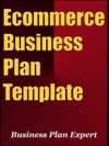 Ecommerce Business Plan Template Including 6 Special Bonuses
