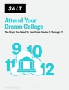 Attend Your Dream College The Steps You Need To Take From Grades 9 Through 12