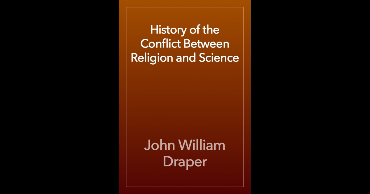 ongoing conflict between science and religion There is an evident conflict between science and religion at the present time, evolution of the species has been accepted by the roman catholic church,.