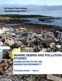 MARINE DEBRIS AND POLLUTION STUDIES