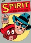 The Spirit Number 3 Murder Runs Wild