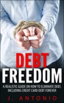 Debt Freedom A Realistic Guide On How To Eliminate Debt Including Credit Card Debt Forever