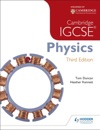 Cambridge IGCSE Physics 3rd Edition Plus CD