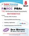 PARCC Performance Based Assessment PBA Practice - Grade 8 Mathematics
