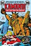 Kamandi The Last Boy On Earth 1972- 1