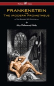 Mary Shelley - FRANKENSTEIN or The Modern Prometheus (The Revised 1831 Edition - Wisehouse Classics)  artwork