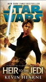 Heir to the Jedi: Star Wars - Kevin Hearne Cover Art