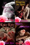 Blush Roses BDSM Collection 15 Layers Trilogy Tempting The Boss Kinky Kitty Kept Ronis Abduction
