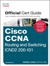 CCNA Routing And Switching ICND2 200-101 Official Cert Guide