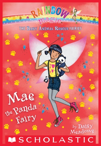 The Baby Animal Rescue Fairies1 Mae the Panda Fairy
