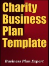 Charity Business Plan Template Including 6 Special Bonuses