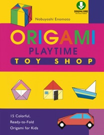 ORIGAMI PLAYTIME BOOK 2 TOY SHOP