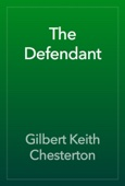 Gilbert Keith Chesterton - The Defendant artwork