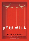 Free Will - Sam Harris Cover Art