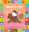 Hello Kitty What Will You Be A To Z