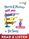 Marvin K Mooney Will You Please Go Now Read  Listen Edition