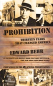 Prohibition - Edward Behr Cover Art