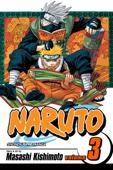 Masashi Kishimoto - Naruto, Vol. 3  artwork