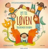 Lotte Salling - Lyt til løven - yogaremser for børn artwork