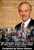 100+ Quotable Quotes By & About Dr. Ron Paul~ A Real Amer-I-Can!