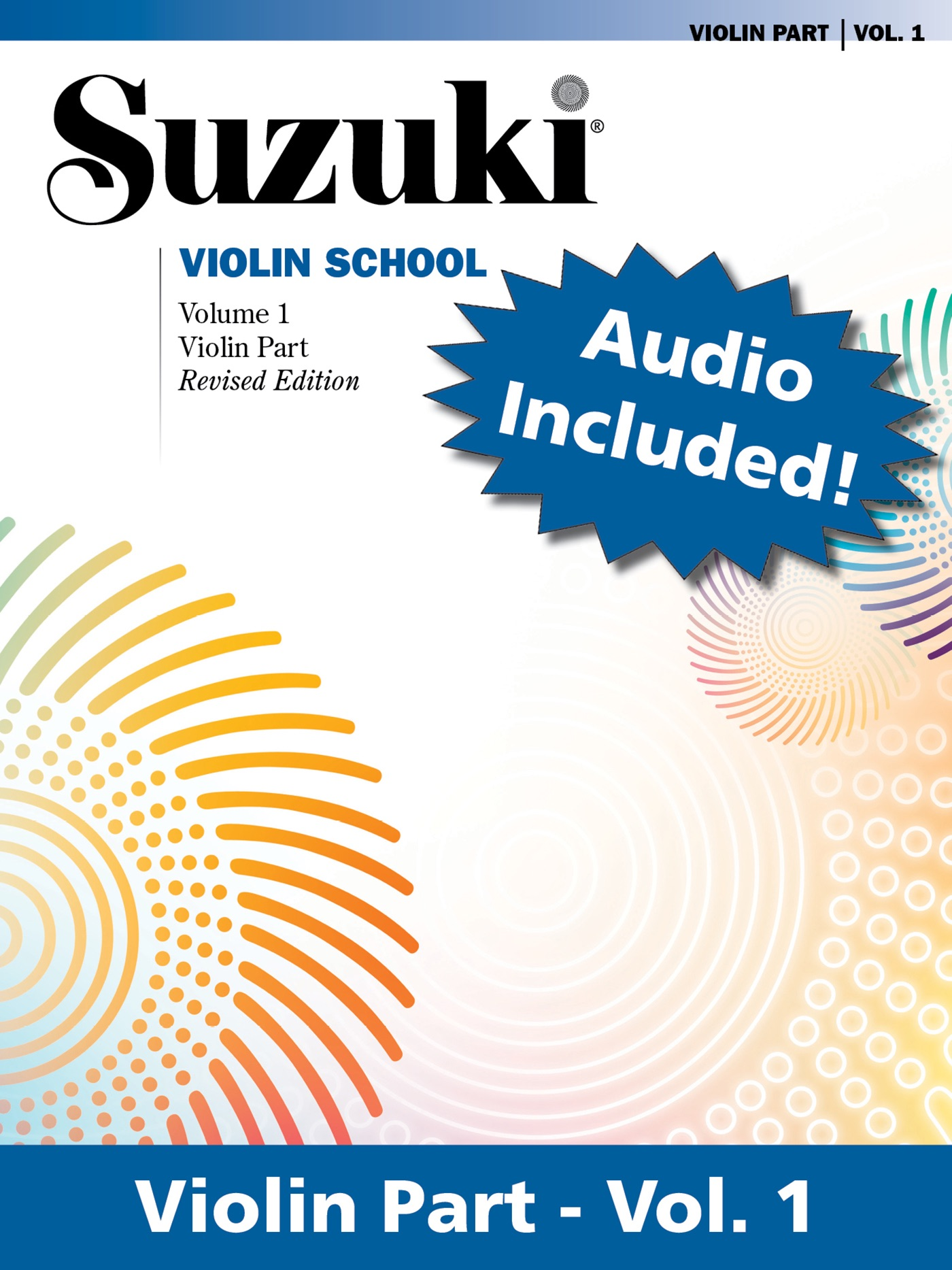 Suzuki Violin William Preucil