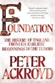Foundation - Peter Ackroyd Cover Art