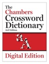The Chambers Crossword Dictionary 3rd Edition